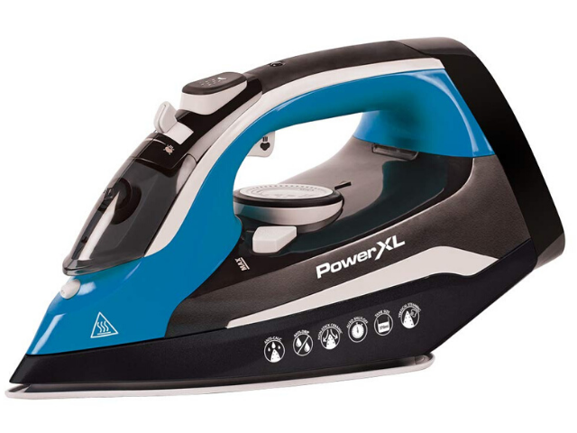Power XL Cordless iron and steamer Review