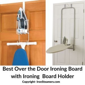 Best Over the Door Ironing Board with Holder