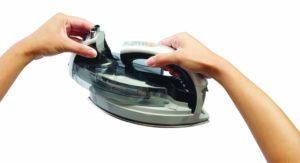 Panasonic NI WL600 Cordless Steam Iron Water tank detachable