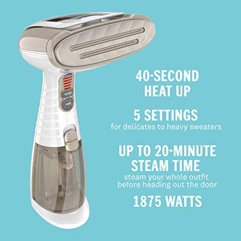 Conair Turbo Extreme Handheld Clothes Steamer