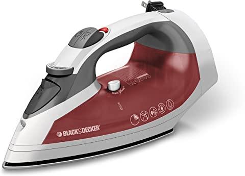 Black & Decker ICR07X Xpress Steam Cord Reel Iron