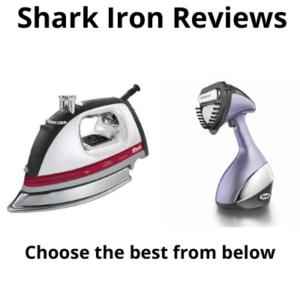 Best Shark Iron Reviews