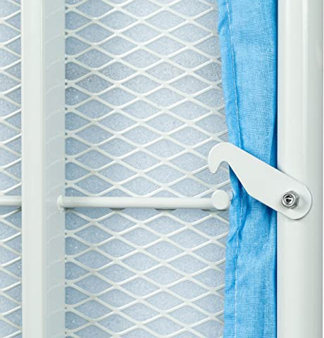 Honey-Can-Do Door Hanging Ironing Board safety lock