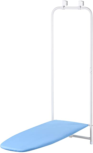 Honey-Can-Do Door Hanging Ironing Board in flat position