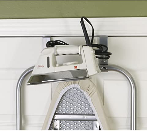 Household Essentials 144222 - Ironing Board with iron holder