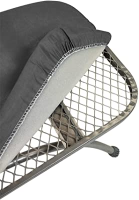 HOMZ Anywhere Ironing Board padding and wire mesh design