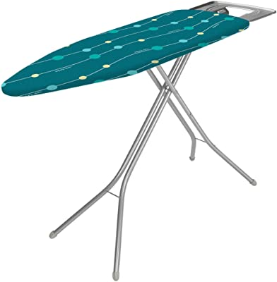 Minky Large Ironing Board with Steam Generator Station Rest